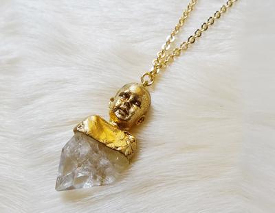 Babyquartz Necklace